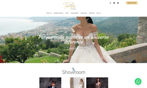Diseño de páginas web - Gloria Trevejos